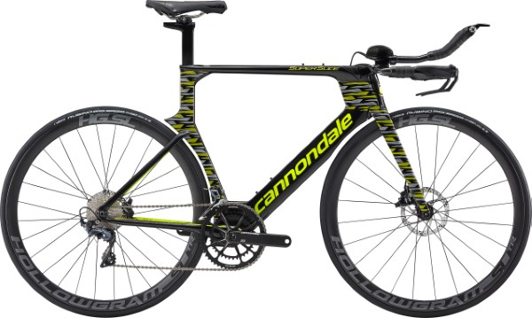 CLOSEOUT Warehouse 2019 Cannondale SuperSlice Ultegra