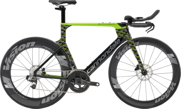 CLOSEOUT Warehouse 2019 Cannondale SuperSlice Red eTap