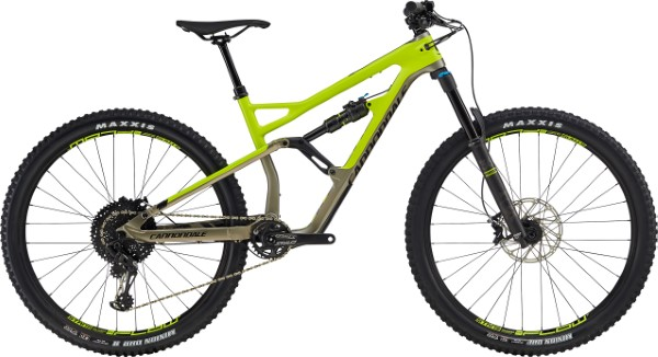 CLOSEOUT Warehouse 2019 Cannondale Jekyll 29 3 - Med