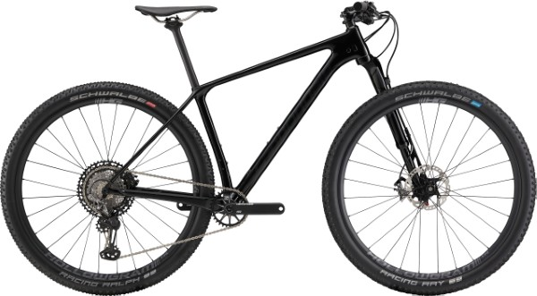 CLOSEOUT Warehouse 2019 Cannondale F-Si Hi-MOD Limited Edition - Lrg