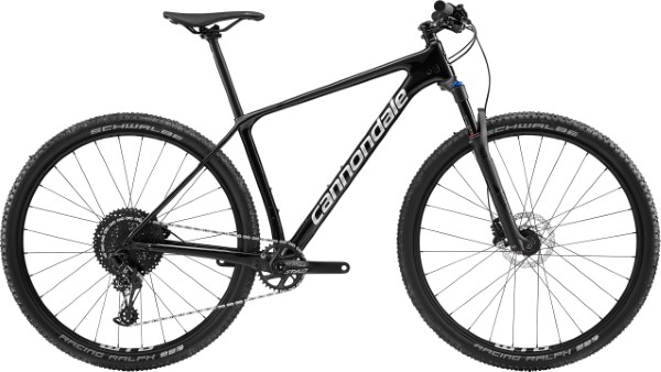 CLOSEOUT Warehouse 2019 Cannondale F-Si Carbon 5 - XL