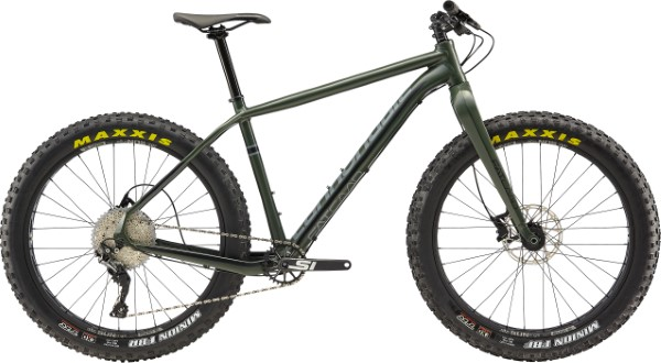 CLOSEOUT Warehouse 2019 Cannondale Fat CAAD 2 - Sm/Lrg