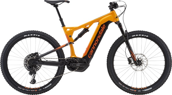 CLOSEOUT Warehouse 2019 Cannondale Cujo Neo 130 2 - Med