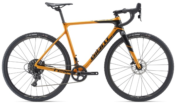 CLOSEOUT Warehouse 2019 Giant TCX Advanced