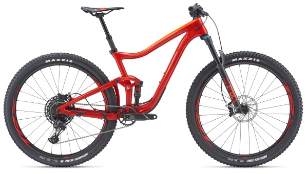 CLOSEOUT Warehouse 2019 Giant Trance Advanced Pro 29 2