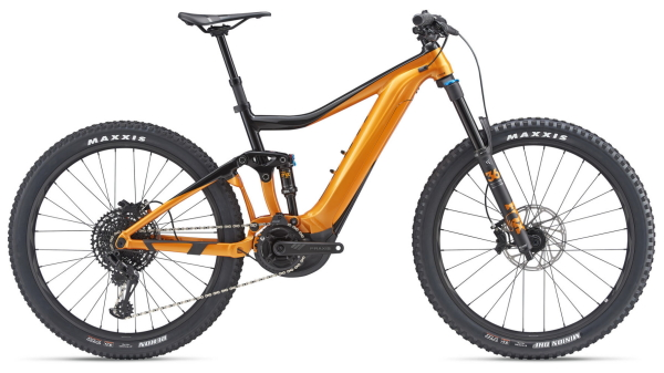 CLOSEOUT  Warehouse 2019 Giant Trance E+ 1 Pro  MED & LRG