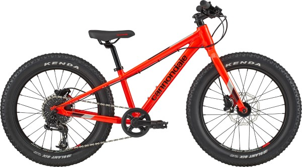 2020 Cannondale Kids Cujo Race 20+