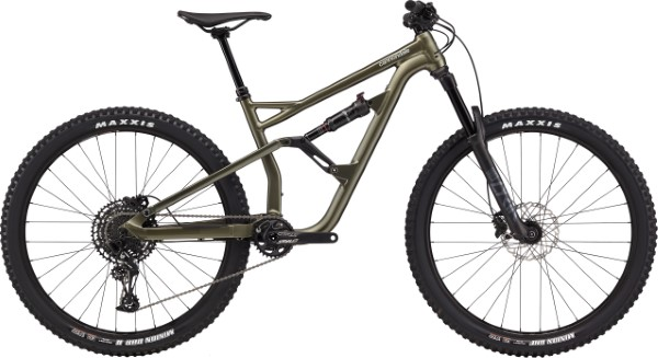 2020 Cannondale Jekyll 4