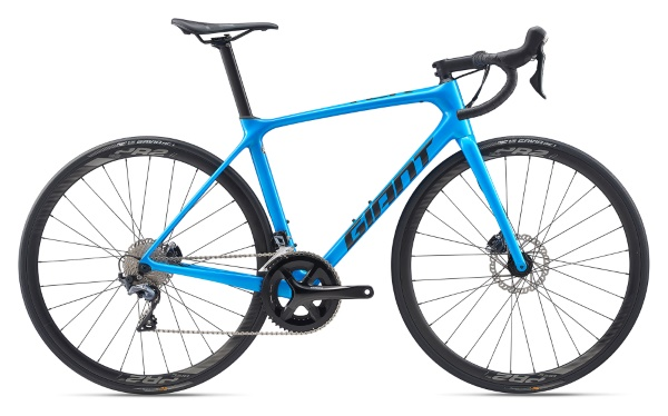 2020 Giant TCR Advanced 1 Disc PRO Compact