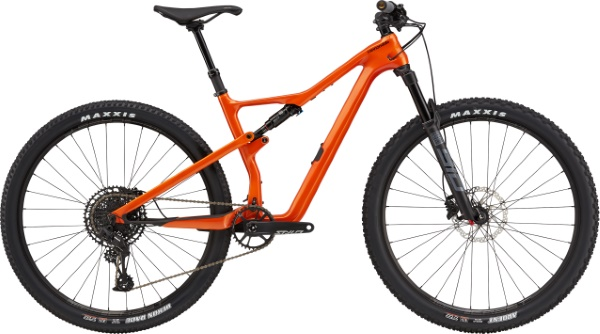 2021 Cannondale Scalpel Carbon SE 2