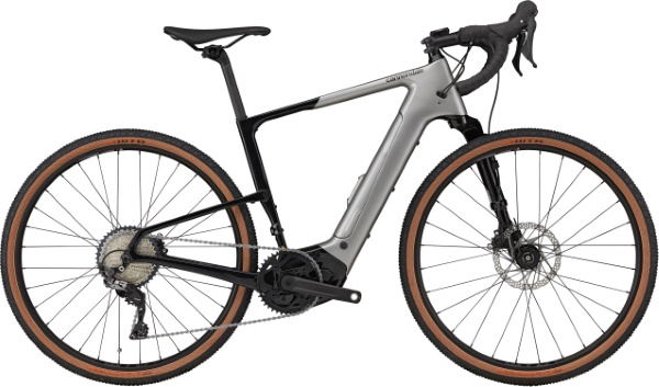 2021 Cannondale Topstone Neo Carbon Lefty 3