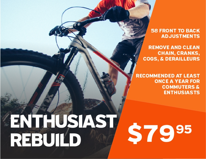 Entusiast Tune Up - $79.95