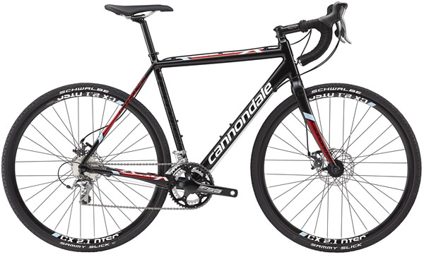 On Sale  2015     Cannondale CAADX Tiagra Disc 54cm