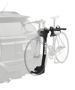 "Thule 9029 Vertex 1.25"" or 2"" Hitch Rack: 2-Bike"