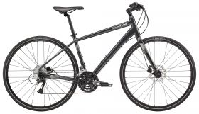 2017     Cannondale  Quick 5 Disc