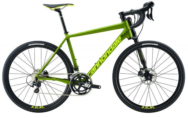 CLOSEOUT Warehouse 2018 Cannondale Slate 105 - Med