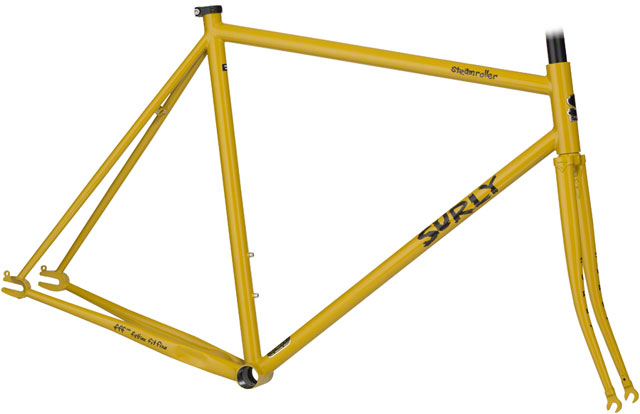 Surly Steamroller Fixed Gear Frame Set