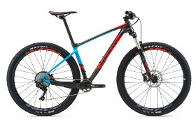 2018  Giant  XTC Advanced 29 3