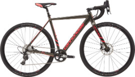 2018  Cannondale CAADX Women's Apex 1