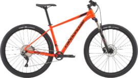 2018  Cannondale Trail 3