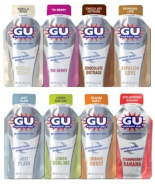 GU Gel Packets