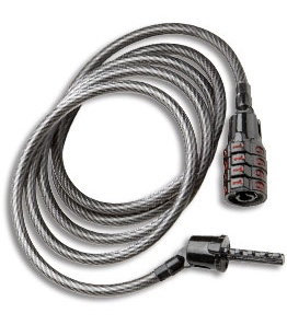 Kryptonite Keeper 512 Combination Cable