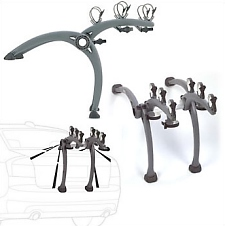 Saris 801 Bones 3 Bike Trunk Rack