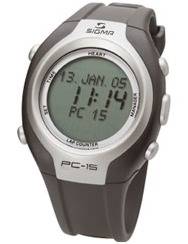 Sigma PC15 Heart Rate Monitor