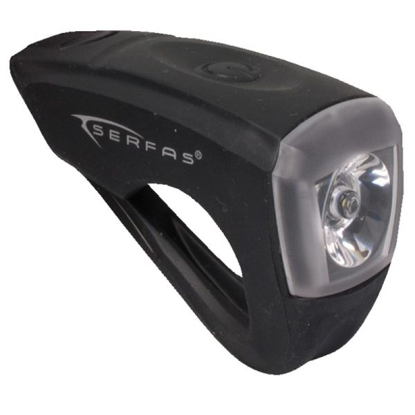 Serfas USL-S USB Rechargeable Headlight