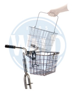 Wald Front Quick Release Basket