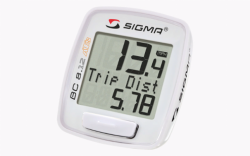 Sigma BC 8.12 Wireless Cycling Computer