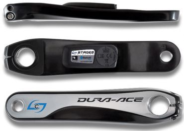 Stages Power Meter Crank - Dura-Ace 9000