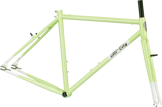 All-City Nature Boy Frameset