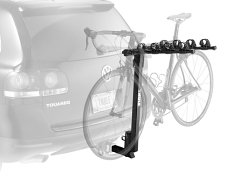 "Thule 957 Parkway 1.25"" 4 Bike Hitch Rack"