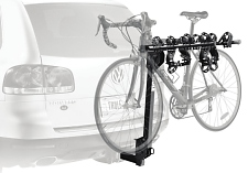 "Thule 914XT Roadway 4 Bike, 1.25"" or 2"" Hitch Rack"