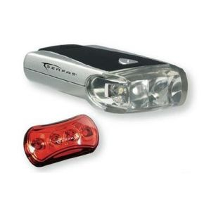 Serfas Combo LED Light Pack
