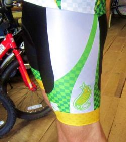 Team Athens Evolution Pro Shorts
